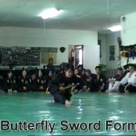 Butterfly Sword Form