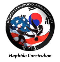 Hapkido Curriculum
